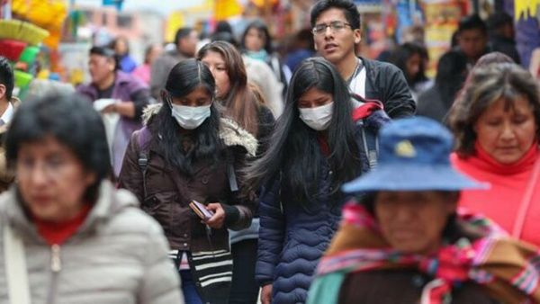 Bolivia registra un repentino aumento de unos 1,600 fallecidos por COVID-19
