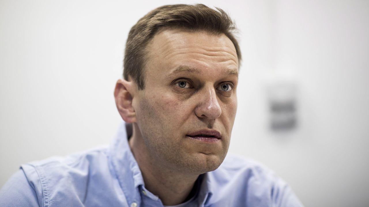 Navalni despertó del coma y su estado ha 'mejorado'