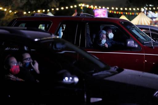 Bogotá estrena funciones de teatro para ver desde automóviles