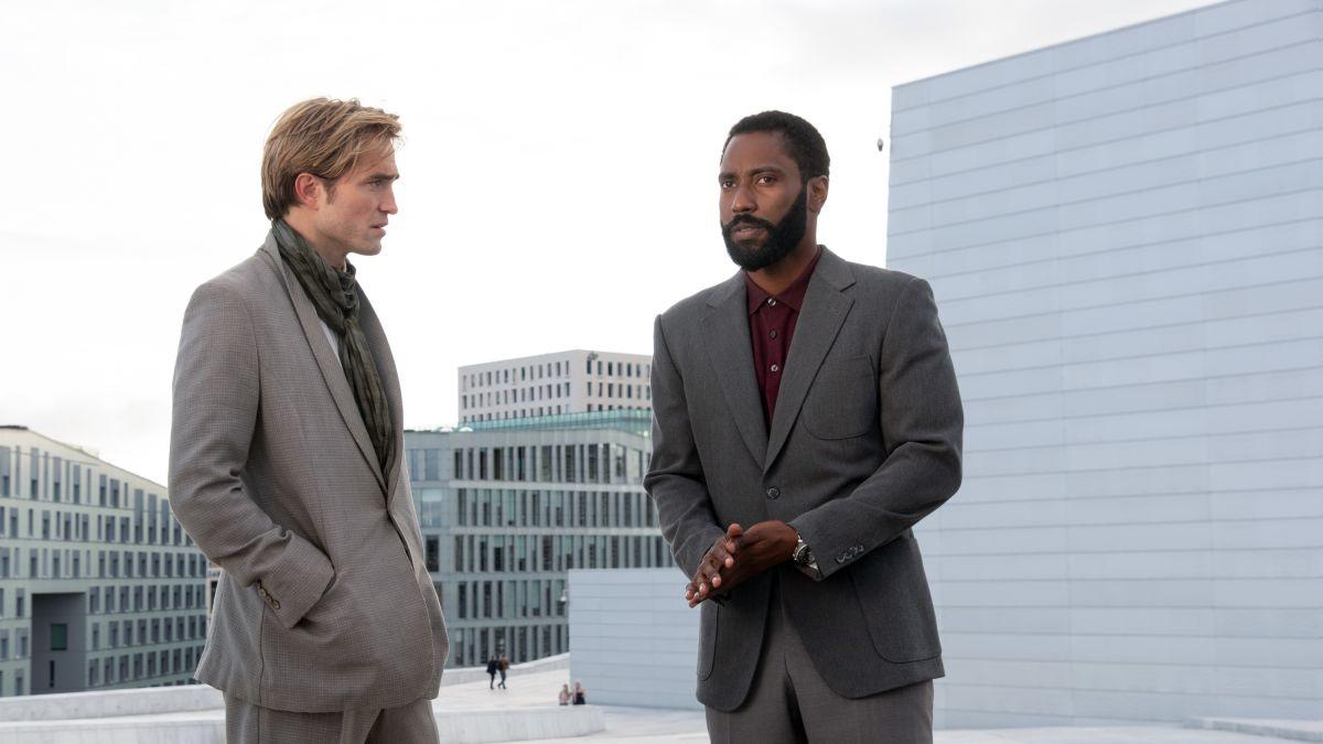 'Tenet' película que se estrena en pandemia logra 20 millones de dólares en E.U.
