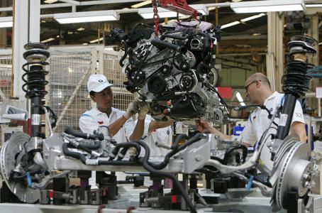 Celebra Canacintra repunte de la industria automotriz en la Región Centro