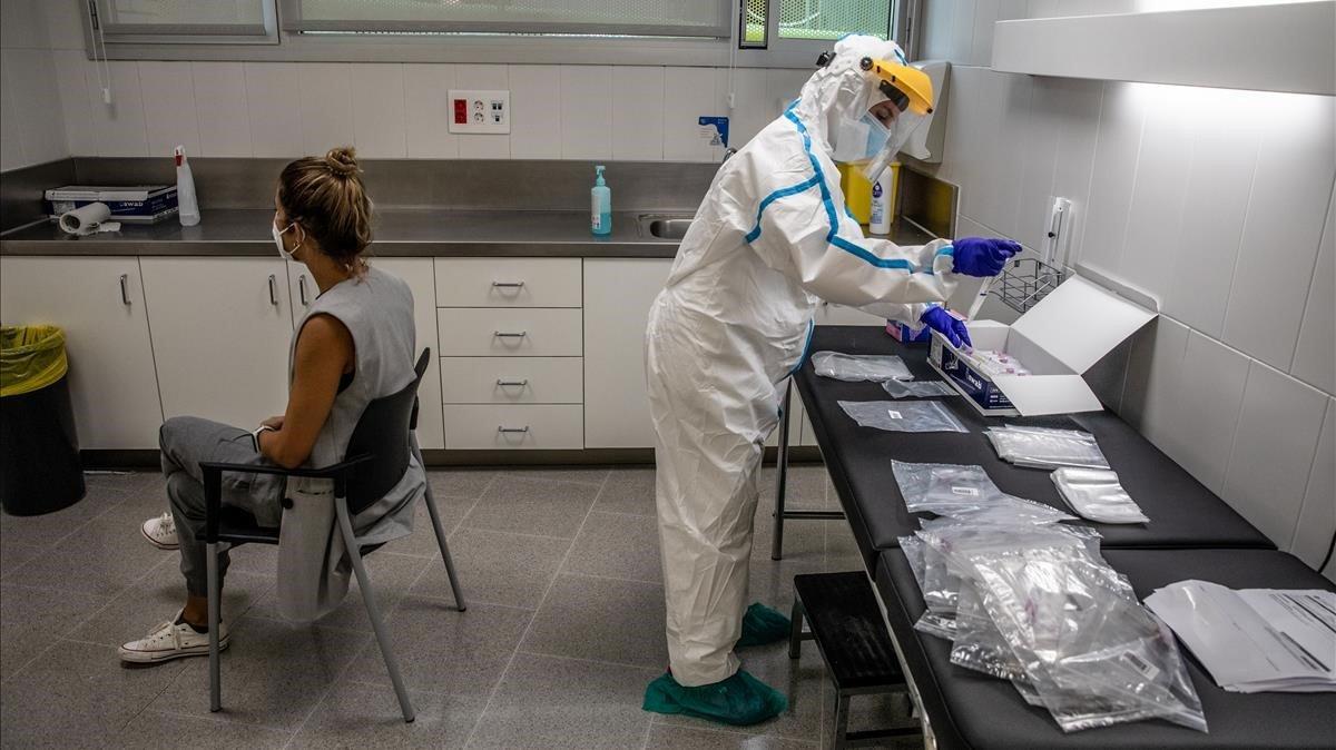 Portugal estrena test masivo sin precedentes con 12,000 voluntarios