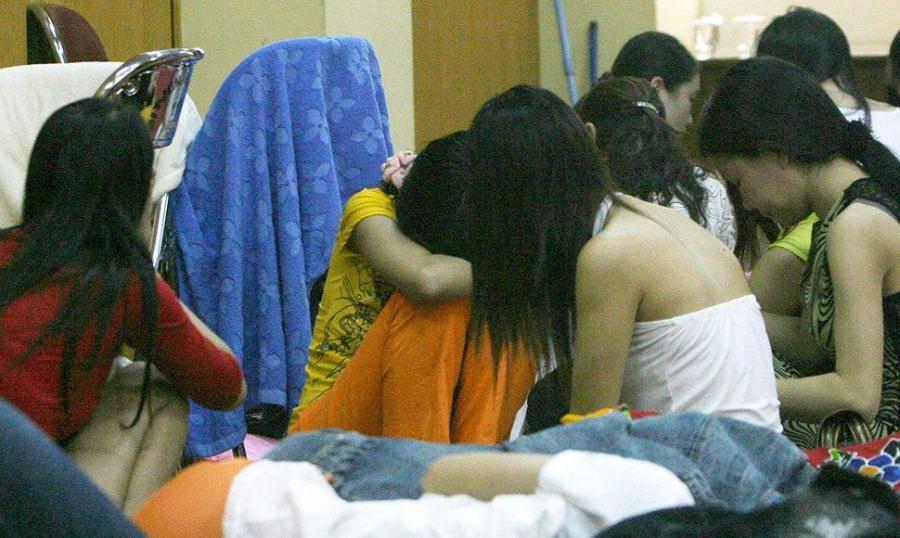 Desmantelan en Colombia red de trata de personas para prostitución en China
