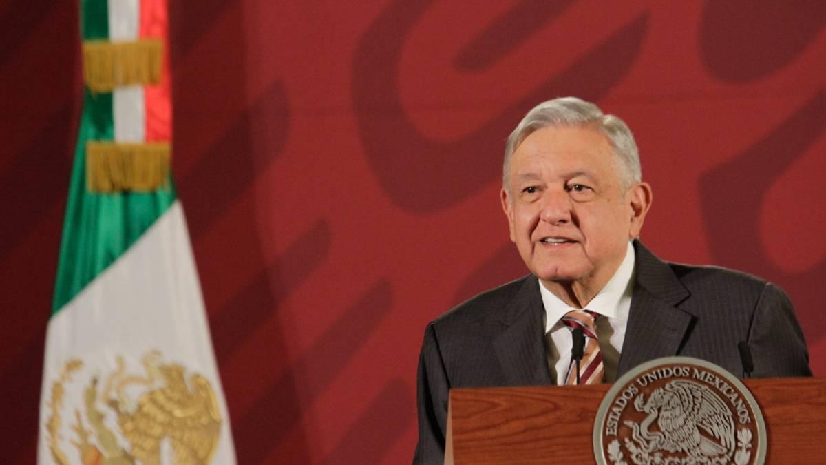 ''Poco afortunadas' expresión sobre registro de México Libre': AMLO