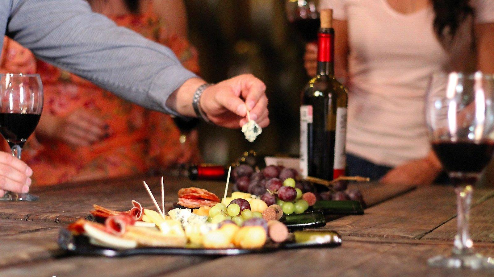 Sin sana distancia celebraron la cata de vinos en Aguascalientes