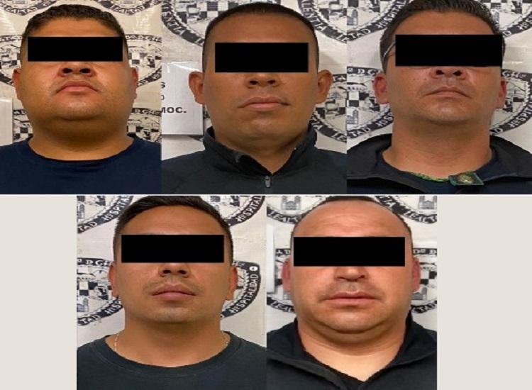 4 policías son vinculados a proceso por privación ilegal de la libertad