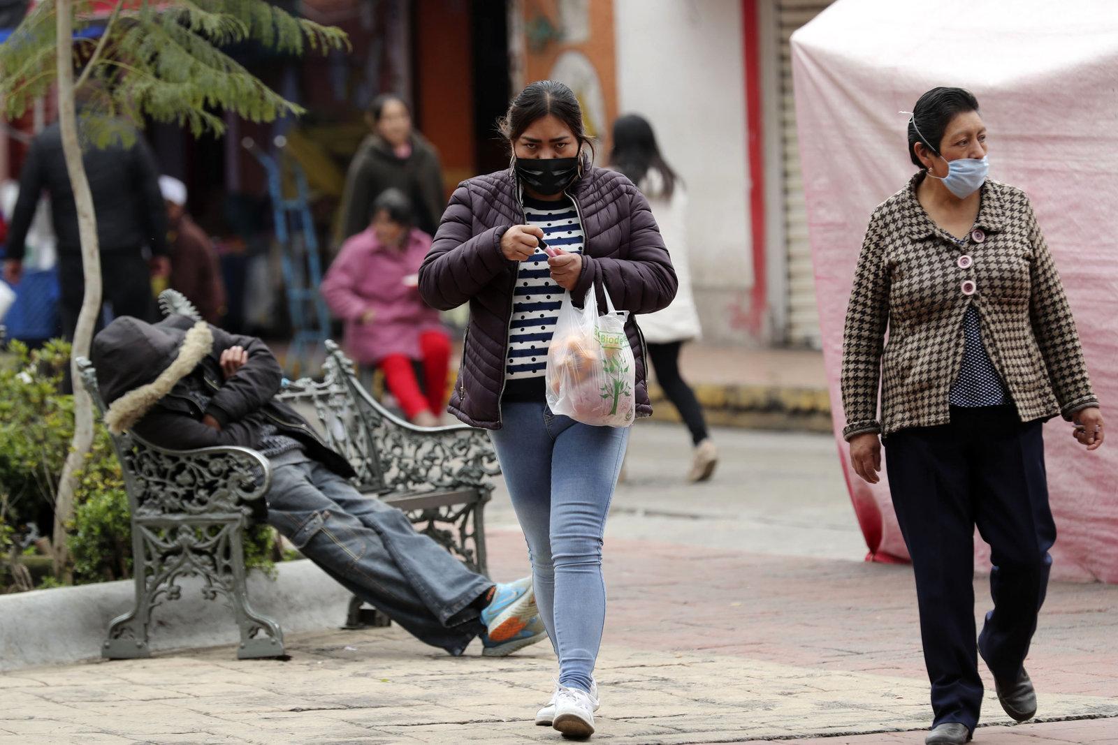 Suman 68,484 los decesos registrados por COVID-19 en México
