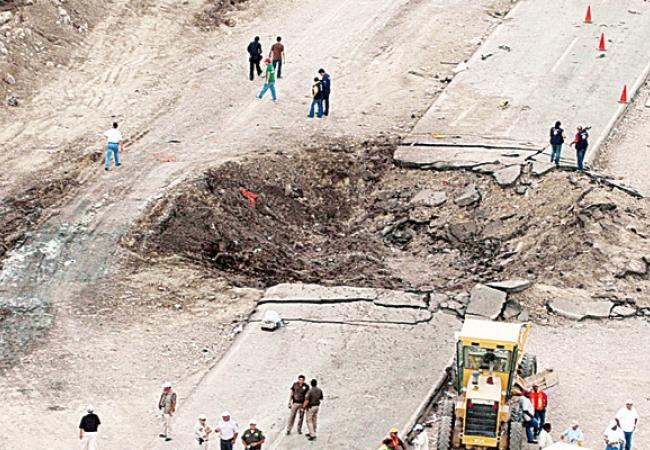 Explosión de Celemania no se olvida, a 13 años