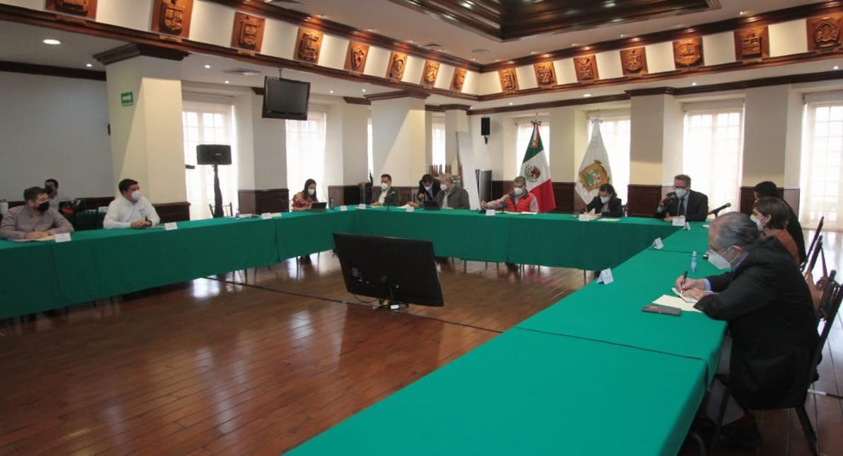 El tema de Derechos Humanos  es una prioridad para Coahuila