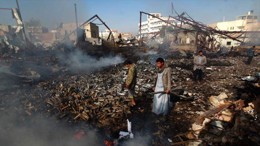 Comisión ONU pide que crímenes de guerra en Yemen sean juzgados en La Haya