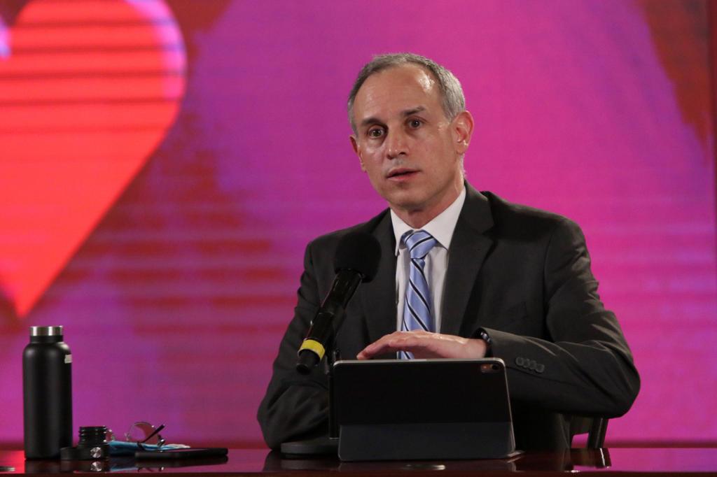 'Envío de vacuna rusa contra COVID-19 es a comercializadora', aclara Gatell