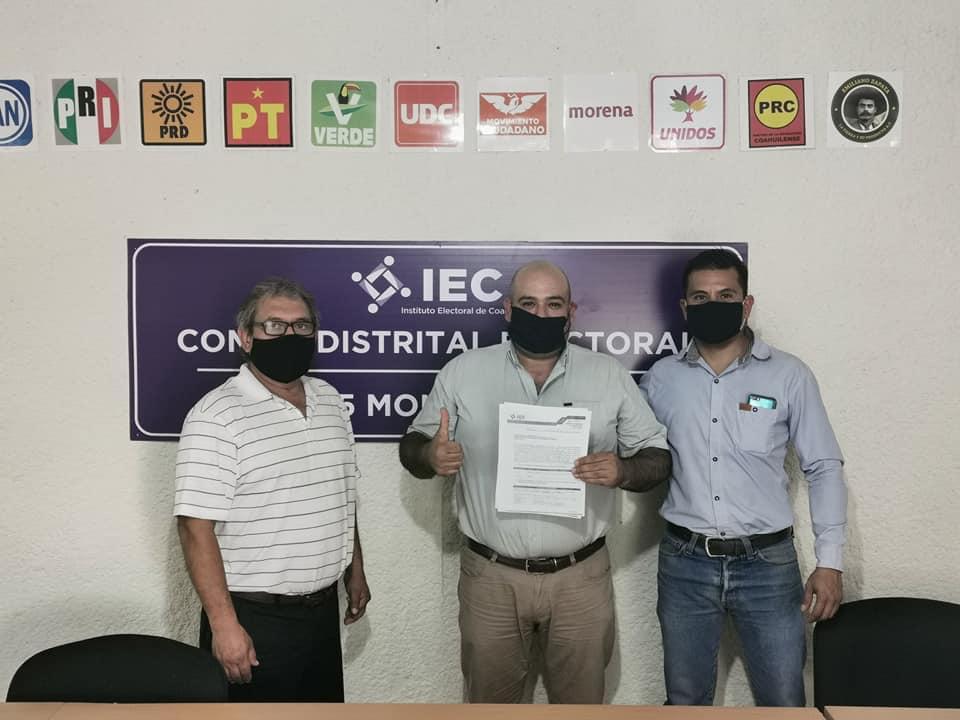 Aspirante a candidatura gana impugnación al IEC