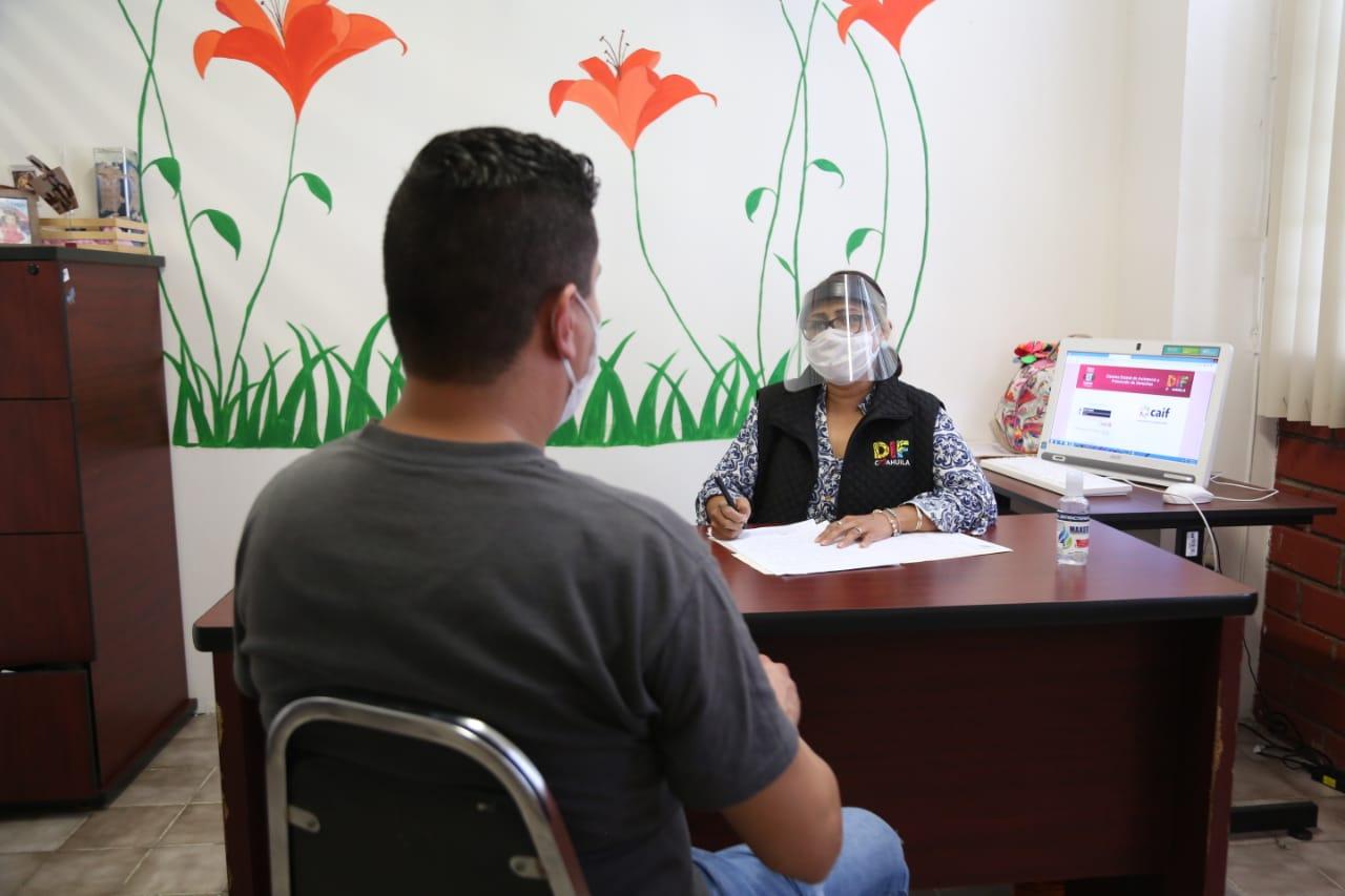 DIF Coahuila ofrece apoyos psicológicos tras superar el COVID-19