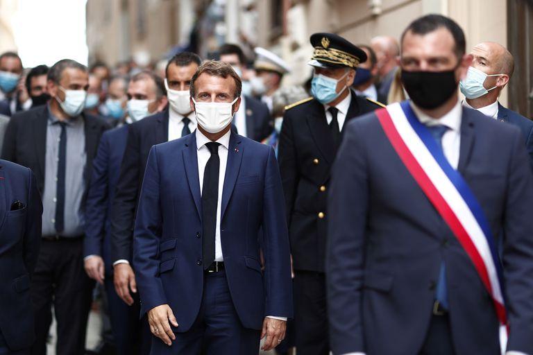 Macron: 'Turquía no es hoy un aliado en el Mediterráneo'