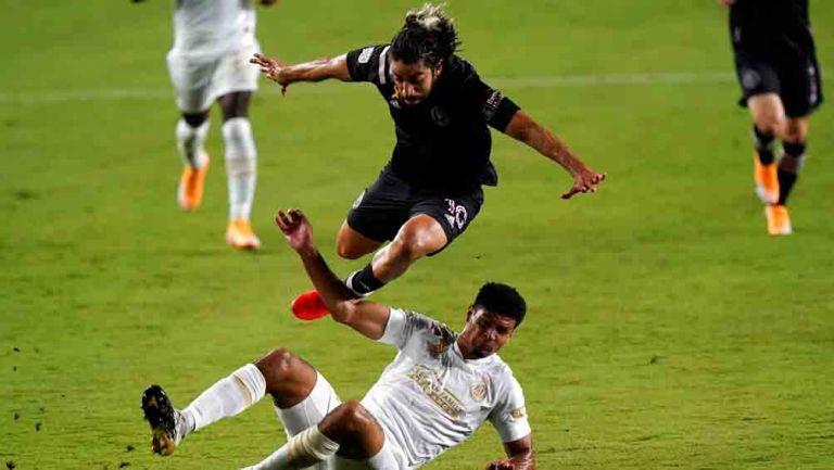 Inter de Miami de Pizarro doblegó al Atlanta United