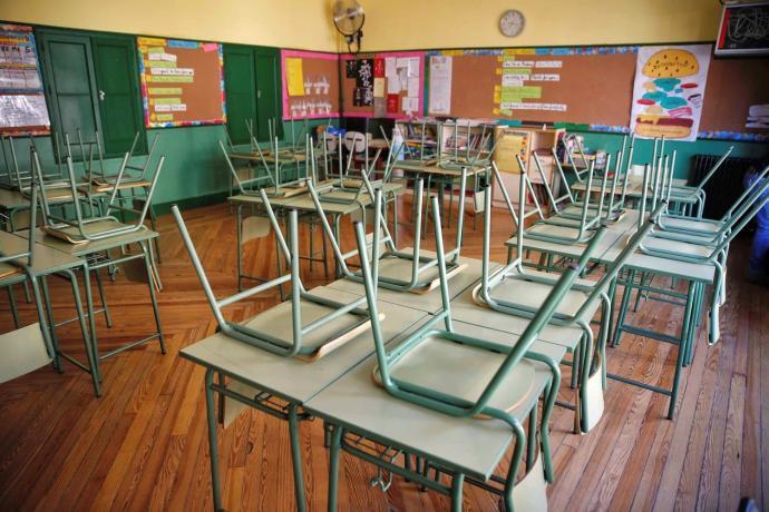 Sin fecha para el regreso presencial a las escuelas