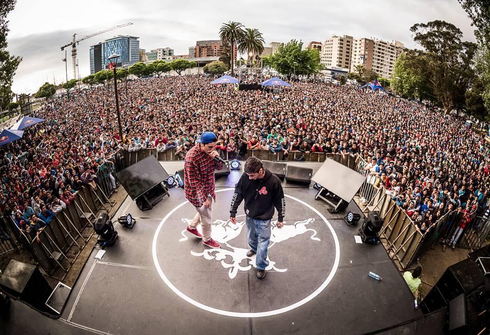 Inicia la temporada de la Batalla de los Gallos por Red Bull en Chile