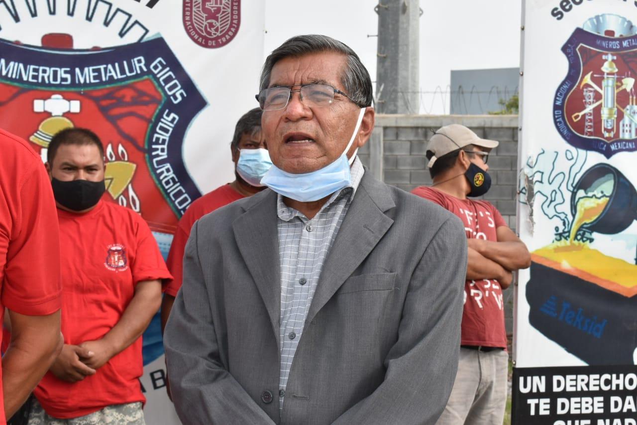 Buscan su reinstalación 67  obreros de Teksid Hierro