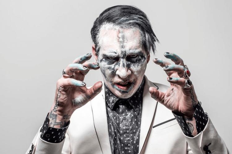 Reaparece Marilyn Manson con nuevo disco