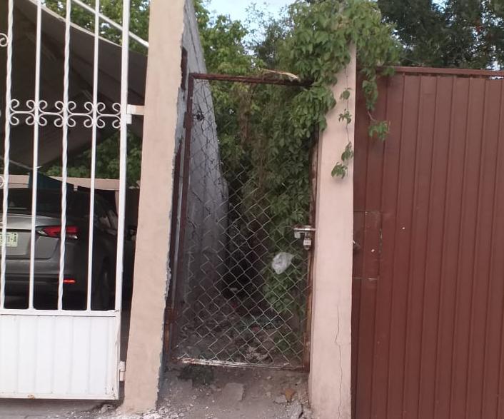 Conocido ladrón roba en casa