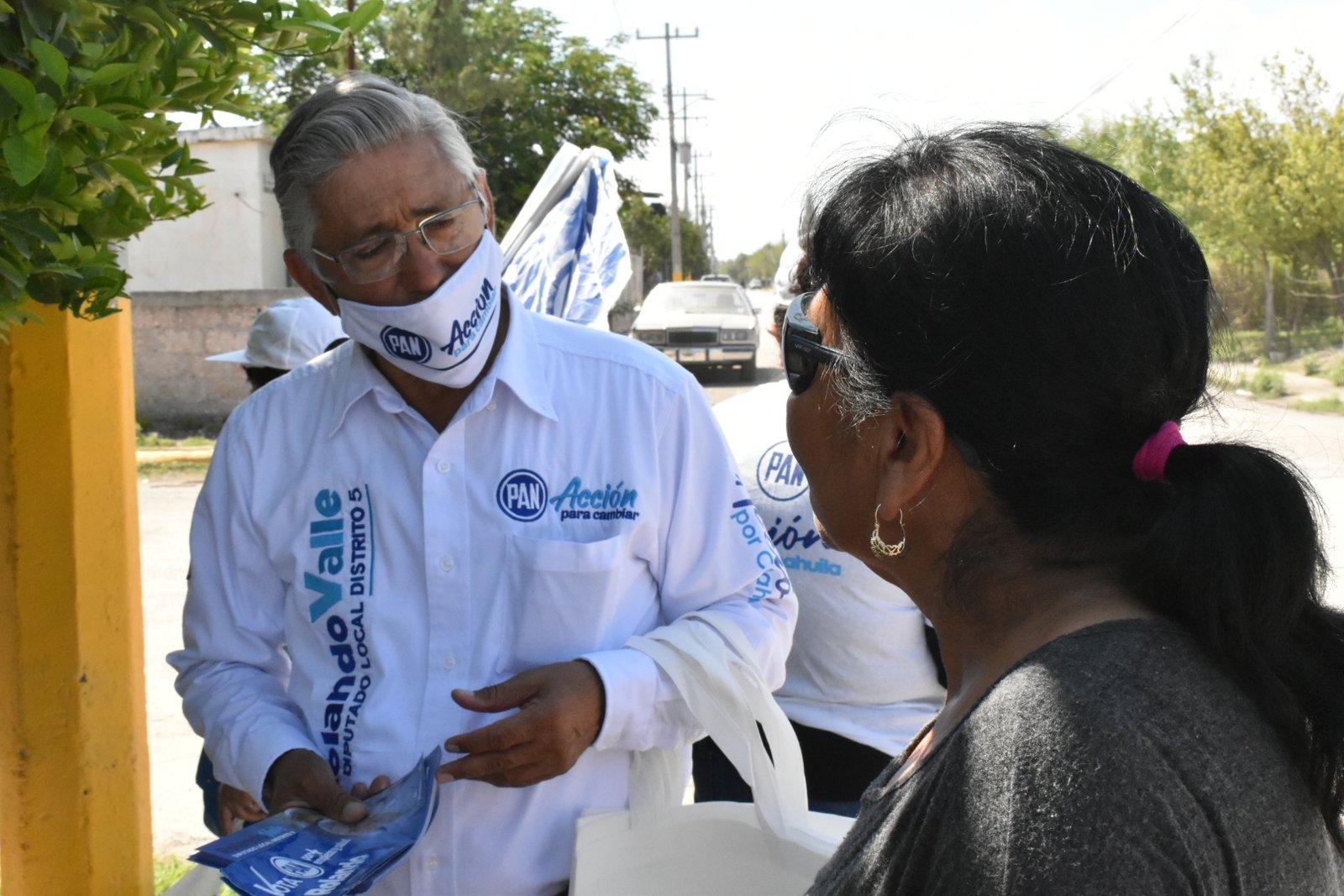 Basta de abusos y corrupciones: RVF
