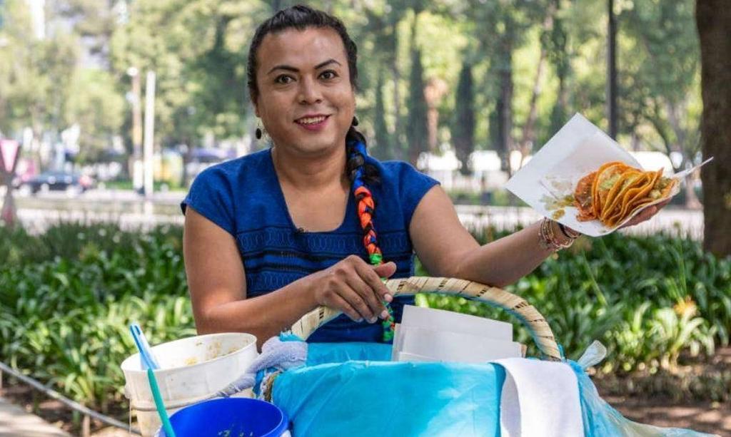 'Lady tacos de canasta' aparecerá en Netflix