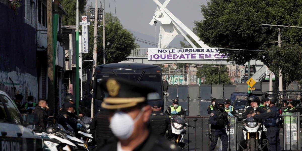 En Iztapalapa, declaran 'ley seca' por fiestas patrias