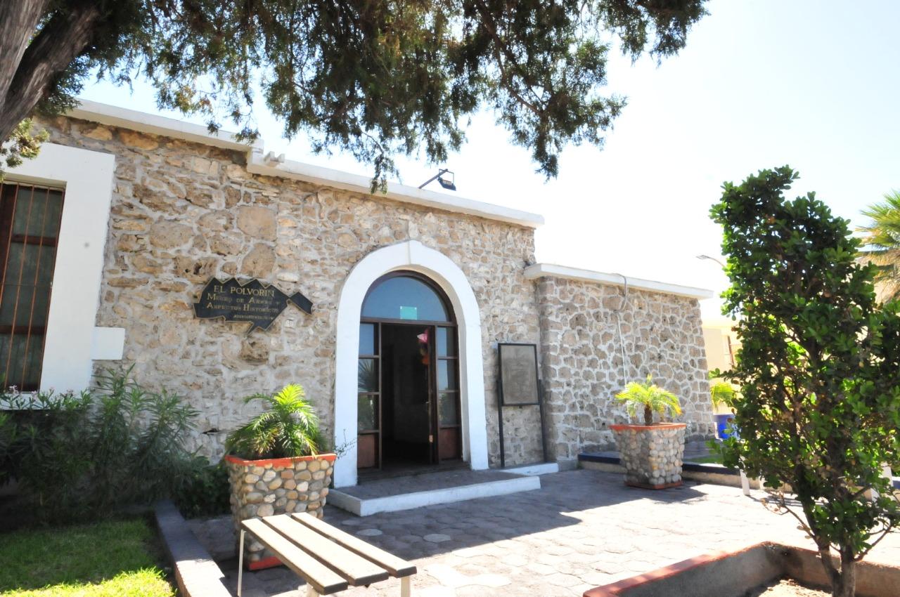 Abren Museo el Polvorín por los festejos de Independencia