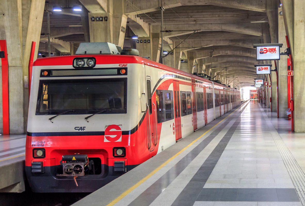 El tren a Santa Lucía costará 26 mil mdp
