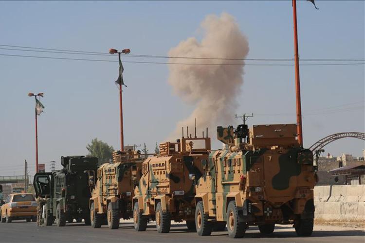 ONG: 10 milicianos proiraníes muertos en supuestos ataques israelíes en Siria
