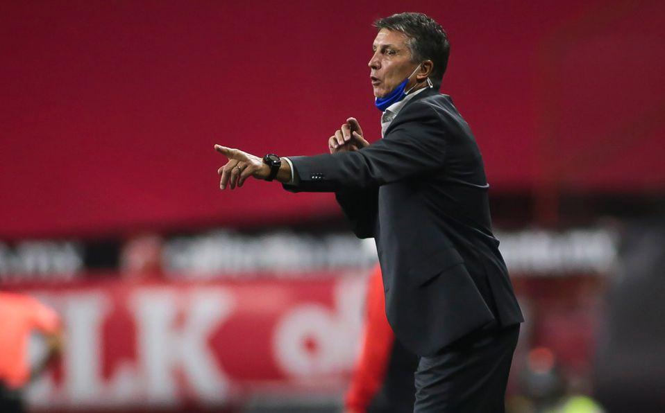 Cruz Azul vive un torneo muy atípico: Robert Dante Siboldi