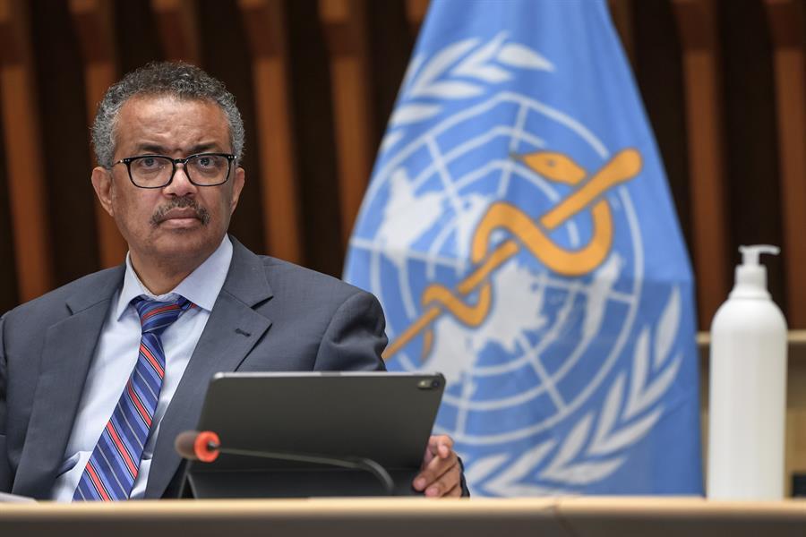 OMS subraya importancia de invertir en salud pública para afrontar pandemias