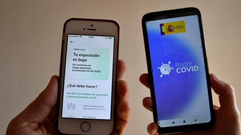 Seis países UE prueban un servidor que enlaza sus apps de rastreo de COVID