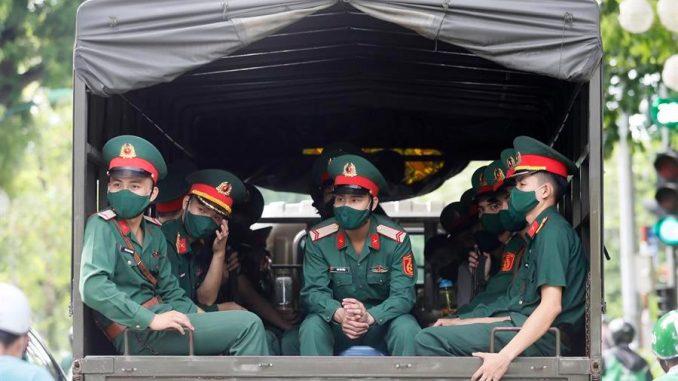 Pena de muerte para 2 activistas por enfrentamiento con la Policía en Vietnam