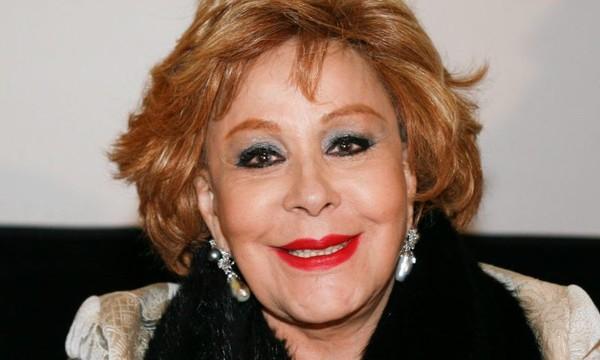 Silvia Pinal celebró su cumpleaños 90 con su familia