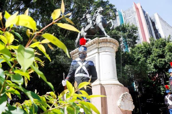 Honduras recuerda su independencia entre la COVID-19, pobreza y corrupción