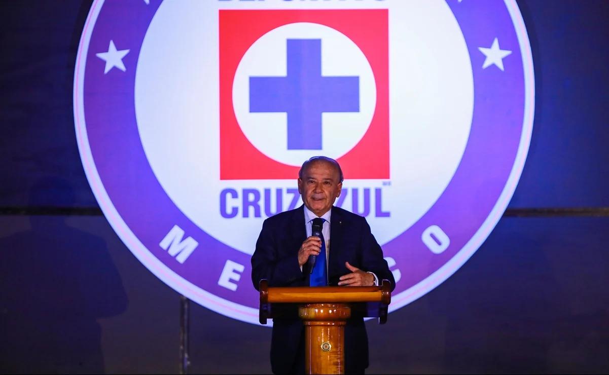 Cruz Azul regañado por la FMF