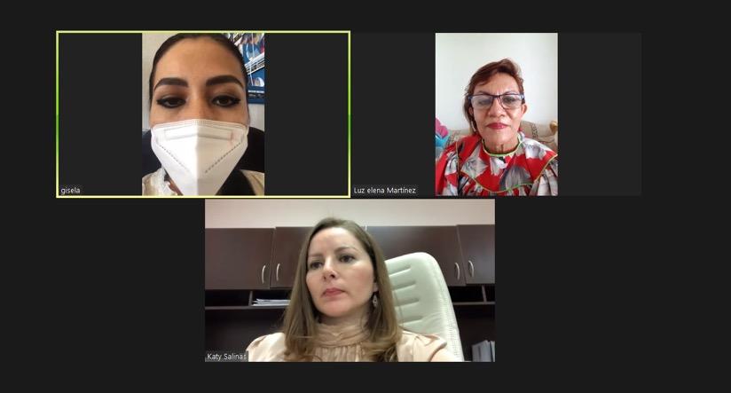 Ofrecen seguridad y atención  de violencia a las mujeres: ICM