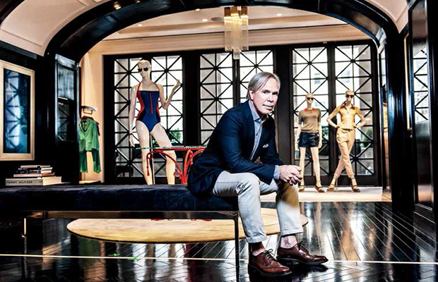 Tommy Hilfiger encabeza un 'show' virtual de moda