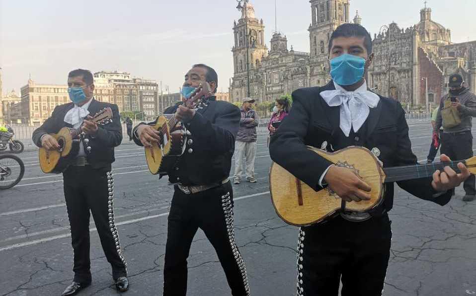El COVID-19 arrebata clientes, amigos y trabajo:  mariachis