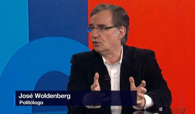 Regímenes democráticos ven pluralidad como algo natural: Woldenberg