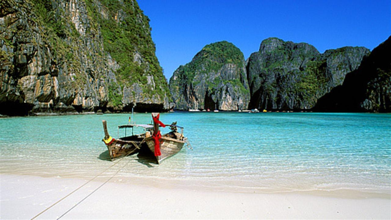 Tailandia anuncia un plan para permitir la entrada de turistas en octubre
