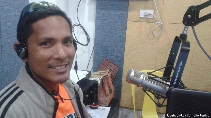Asesinan a otro periodista en Filipinas, el 17º durante el mandato de Duterte