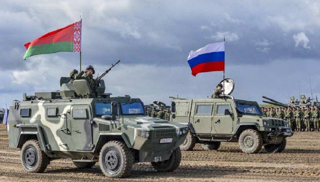 Fuerzas aerotransportadas rusas llegan a Bielorrusia para maniobras conjuntas