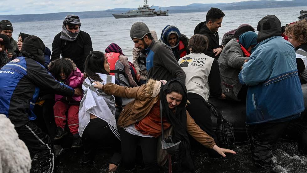 Alemania recibirá 1,553 refugiados procedentes de Grecia