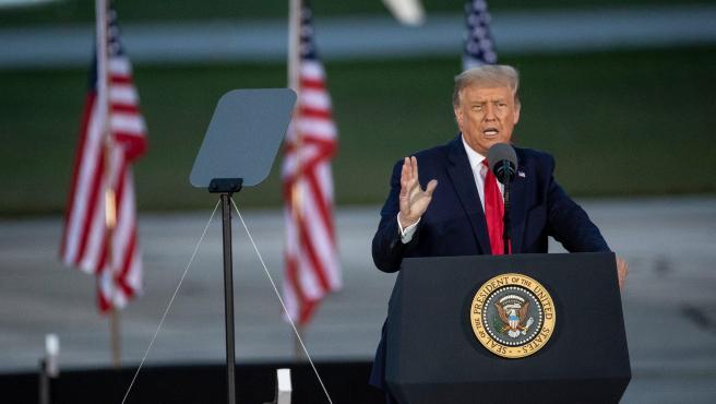 Trump asegura que '5 países más' establecerán pronto relaciones con Israel
