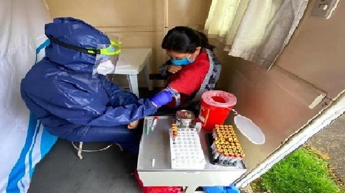 Ecuador reporta 119,553 positivos y 10,963 fallecidos por COVID-19