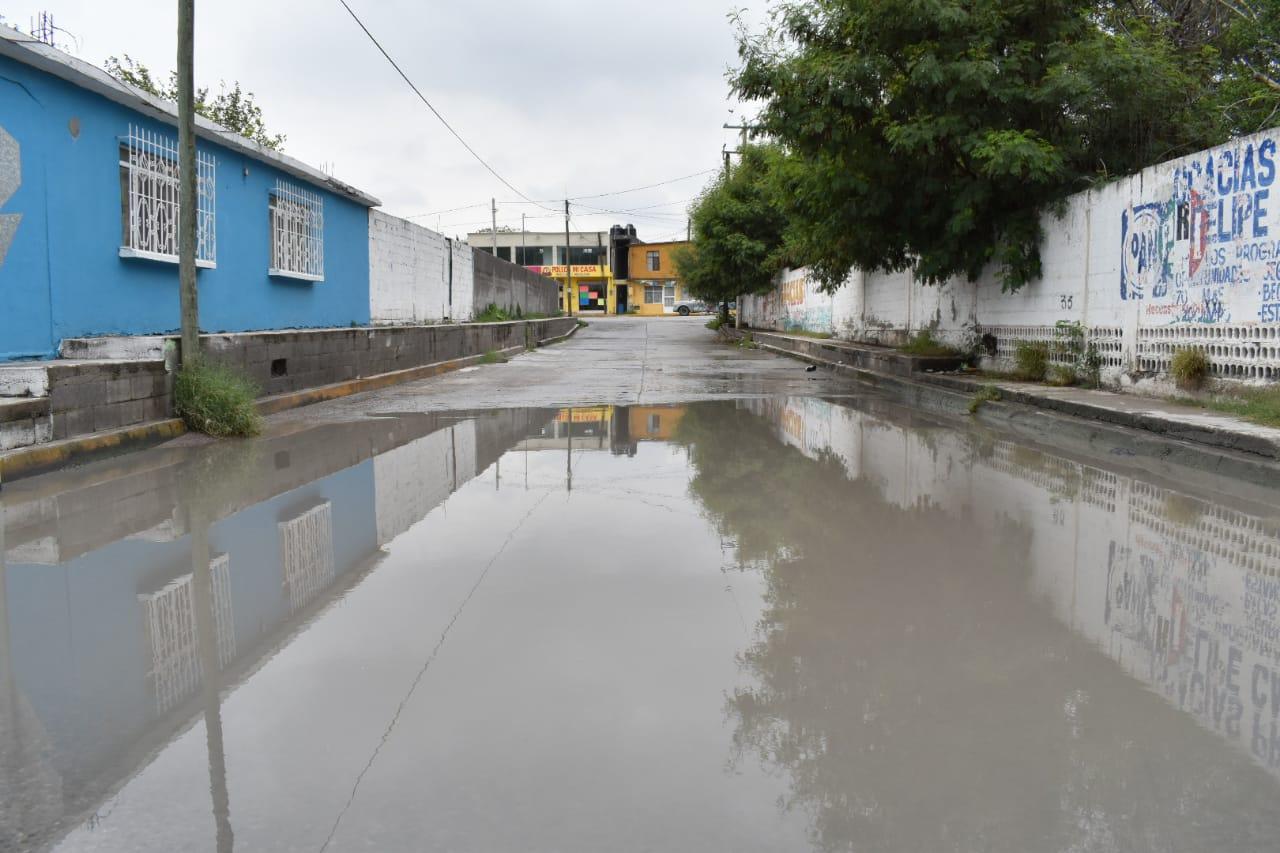 No hubo reportesde daños por lluvias