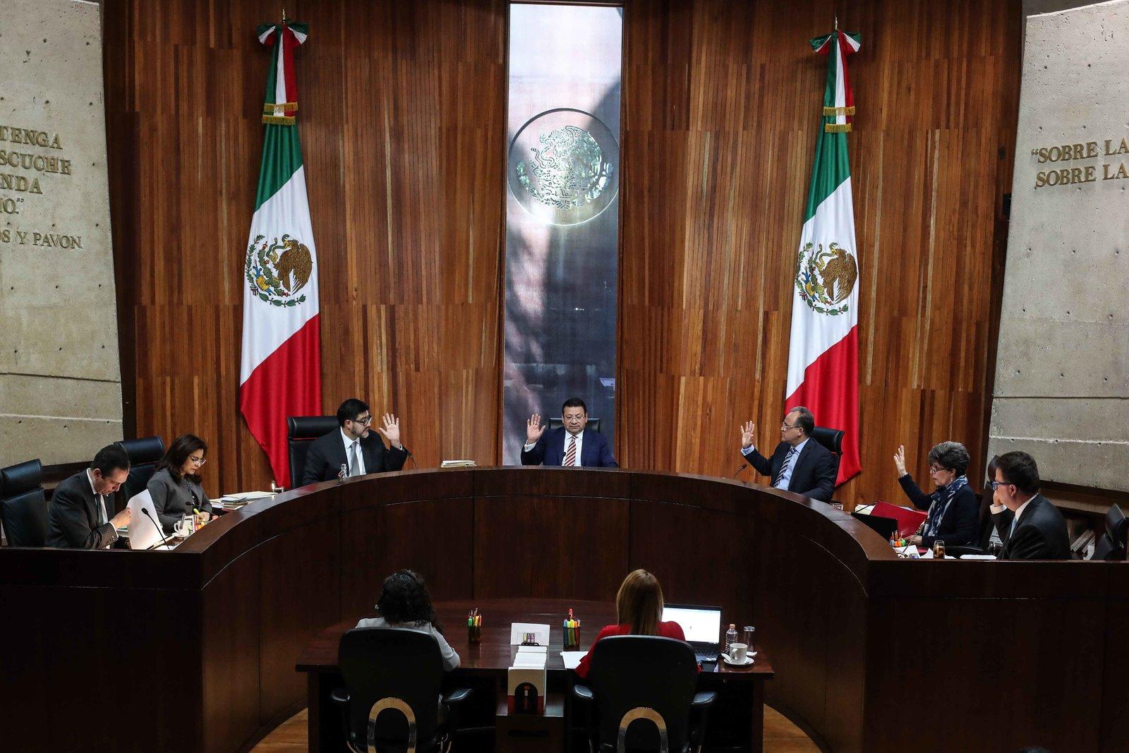 Tribunal Electoral ordena al INE modificar convocatoria para elección de Morena