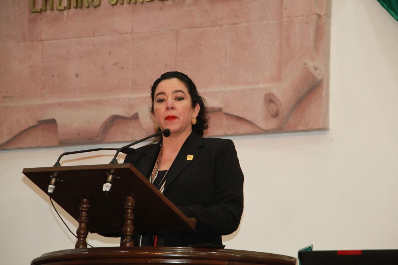 Exige Rosa Nilda a federación un plan de rescate económico